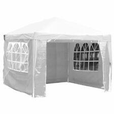 Home Discount 333739 Waterproof Outdoor Gazebo, 3x3m - White