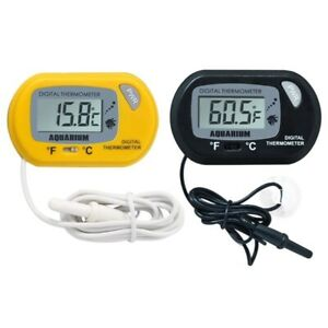 Digital Thermometer With LCD Display Aquariums Terrariums Temperature Controller
