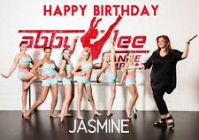 PERSONALISED DANCE MOMS BIRTHDAY ANY OCCASION CARD