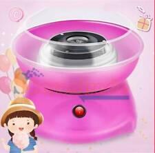 Mini Electric Cotton Candy Maker Sugar Floss Machine Kids Carnival 220V
