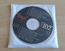 HIT TRAX (ERIC CLAPTON, BON JOVI, SEAL, PRODIGY) - CD PROMO COMPILATION