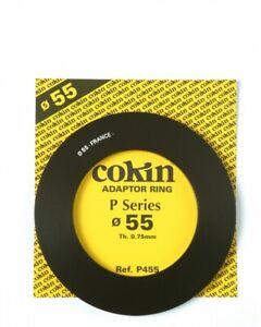 Genuine Cokin P452 adapter ring 52mm for P Serie filters