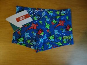 Boys Zoggs Swimming Trunks / Shorts 1 2 3 4 5 6 years BNWT FREEPOST