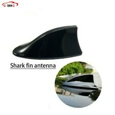 Shark Fin Style Car Top Roof Radio AM/FM Signal Antenna Aerial Waterproof  Black