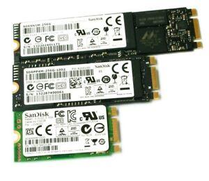 M.2 SSD 128GB 256GB 512GB SATA NVMe Solid State Drive Sandisk Samsung SKhynix