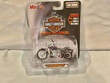 Maisto Harley-Davidson 2001 FXSTS Springer Softail Scale 1:24 Mint