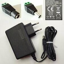 Universal Stecker-Netzteil AC 240V auf DC 12V 2A bzw. DC-Stecker oder Buchse