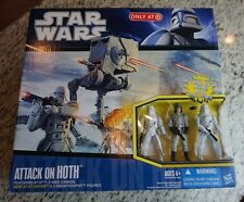 Attack on Hoth Playset STAR WARS Legacy Collection MIB Target Exclusive