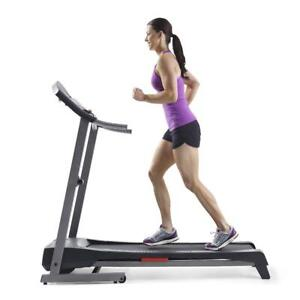 Weslo Cadence G 5.9i Folding Treadmill, iFit Compatible with Two-Position Inclin