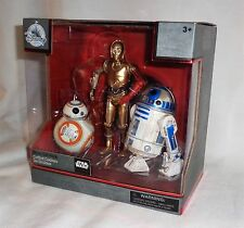 Disney-Star-Wars-Elite-Series-Diecast-40th-Anniversary-R2D2-BB8-C3PO-Droid-Set