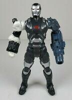 """Marvel Iron Man 3 Assemblers War Machine 4"""" Tall Figure 2013 Hasbro"""