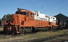 ICG Original Train Slides (2), Bloomington, IL 1977