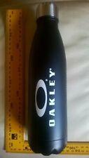 OAKLEY RARE/DISPLAY/X-METAL DRINKS FLASKS(METAL) BNWT+BOXED FREE P+P £30