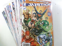 Neue DC UNIVERSUM Justice League Heft Sammlung # 1 - 21 Panini Zustand 1