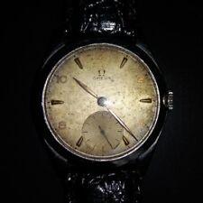 Reloj de caballero OMEGA Original Carga Manual Funcionando .