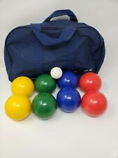 Vintage Starcraft Bocce Ball Full set with Bag & Instructions