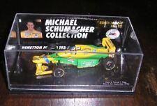RARITÄT  Michael Schumacher Collection Benetton Ford Formel1 B193  ça1:66  1993