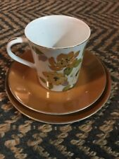 Royalty By Yamato Cup Saucer And Cake Plate