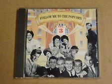 POPCORN CD / FOLLOW ME TO THE POPCORN VOL 3