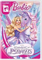 Barbie & The Magic Of Pegasus (2017, DVD New)