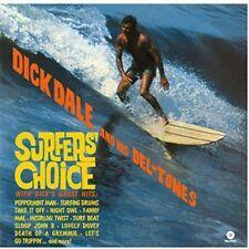 Dale- Dick- Surfer's Choice + 4 Bonus Tracks [New Vinyl LP]
