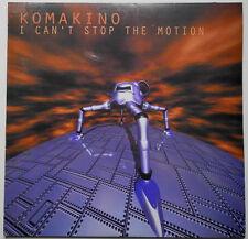 "12"" DE**KOMAKINO - I CAN'T STOP THE MOTION (SUCK ME PLASMA '96)***19213"