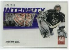 2012-13 Elite Intensity 7 Jonathan Quick 476/500