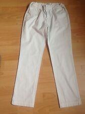 Pantalon ZARA KIDS fille 13-14 ans blanc