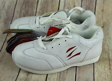 NWT Zephz Womens Sneakers White Nursing Cheerleading Shoes Size 7