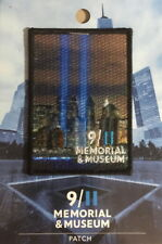9/11 MEMORIAL PATCH Remembrance Twin Towers WTC New York SEPTEMBER 11, 2001 911