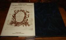 GRIFFIN-UNE RENCONTRE AVEC L'HISTOIRE BY FRANK GODDIO&E.JAY G.DE SAINT MICHEL