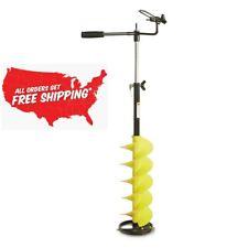 E-Drill Nylon Hand Auger Kit Ice Fishing Augers Gear Lightweight Outdoor Center