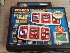 Coleco Head To Head 12 Built In Games Plug In For Tv