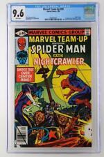 Marvel Team-Up #89 - CGC 9.6 NM+ Marvel 1980 - Spider-Man & Nightcrawler!