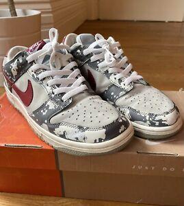 Nike Dunk Low Premium Splatter,  UK 7, 2002 Rare, SB