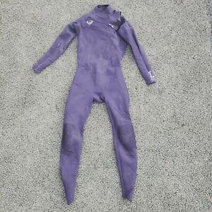 ROXY Women's 3/2 CYPHER CY womens Full Wetsuit Long sleeve As is Sz 8 36