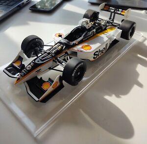 Nascar Herta #8 Shell 1999 Reynard 1:18 Scale Champ Car Race