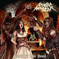SAVAGE MASTER - MASK OF THE DEVIL (RE-RELEASE)   CD NEU