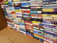 Lot of 20 Contemporary ROMANCE Paperbacks PB Popular Author Books RANDOM*MIX