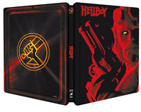 HELLBOY - Edizione Limitata STEELBOOK (BLU-RAY + DVD) Sony Pictures