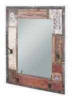spiegel aus teakholz wurzelscheiben wandspiegel dekospiegel aus wurzelholz ebay. Black Bedroom Furniture Sets. Home Design Ideas