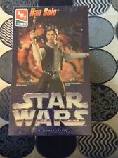 HAN SOLO STAR WARS COLLECTOR EDITION 1995 MODEL BY AMT/ERTL SEALED! GREAT GIFT!