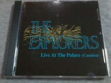 THE EXPLORERS - Live At The Palace (Camden) CD Pop Rock