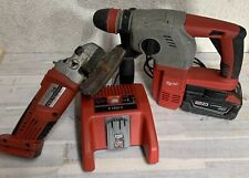 Milwaukee Akku Bohrhammer V28 HX & Akku Flex HD28 AG125 kein Hilti,Makita,Bosch!