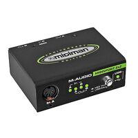 M-Audio Midisport 2x2 MIDI Interface, Anniversary Edition DJ Disco