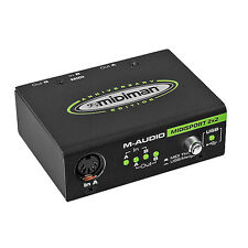 M-Audio Midisport 2x2 MIDI Interface, Anniversary Edition DJ Disco
