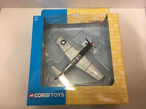 Corgi WB99634 Mustang P-51D - 334th FS, USAAF, 1945 NEW