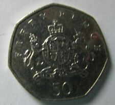 2013 50p COIN Celebrating 100th Anniversary of the birth of Christopher Ironside