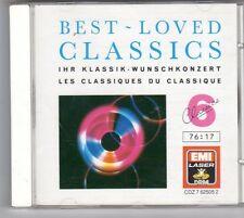 (ES752) Best-Loved Classics 6 - 1988 CD