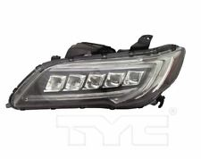 TYC NSF Left Side LED Headlight For Acura RDX 2016-2018